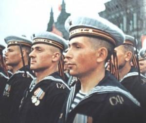 Морские_Гвардейцы_-_участники_парада_ПОБЕДЫ_1945г.