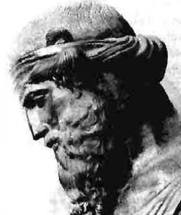 Платон - древнегреческий философ, ученик Сократа, учитель Аристотеля